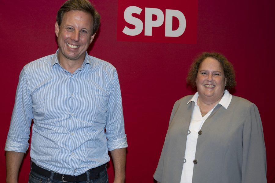 Thomas Losse-Müller, Katrin Fedrowitz