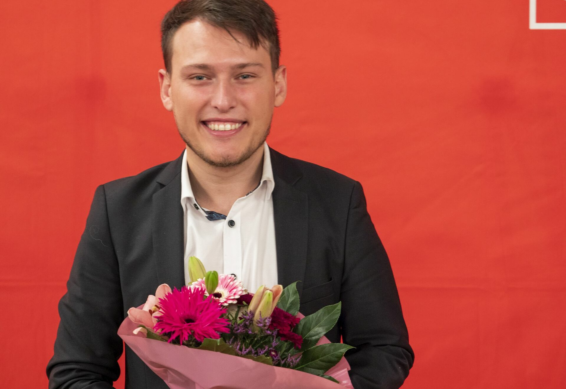 Tarek Saad, Kandidat der SPD im Landtagswahlkreis Segeberg-Ost